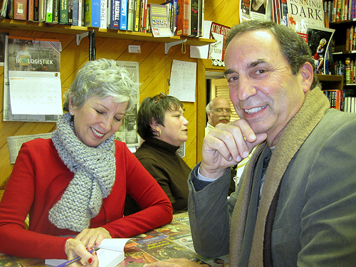 Mystery One Bookstore Signing