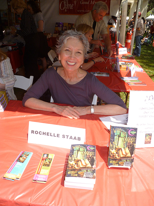 LA Times Festival of Books 2012